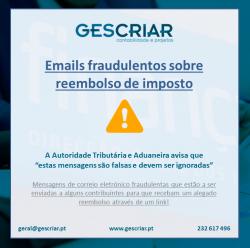 emails fraudulentos